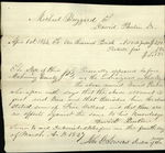 1844 North Sima Ohio (OH) Mahoning County Court order followed by receipt